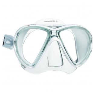 Kaukė X-VU Mares Liquidskin (baltas silikonas)