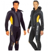 Nardymo kostiumas GLOBAL- FLEX  6,5 mm Seac Sub