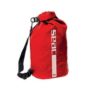 Sausas krepšys Tašė Dry Bag Seac 20l raudona