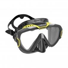 Kaukė Mares Pure Wire (juoda-geltona)