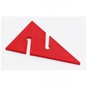 Markeris DIR ZONE Cave Arrow red 90 mm
