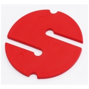 Markeris DIR ZONE Cave Non-Directional Marker red 55 mm