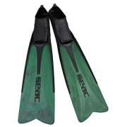 Fins Talent Seac Sub Camo (green)